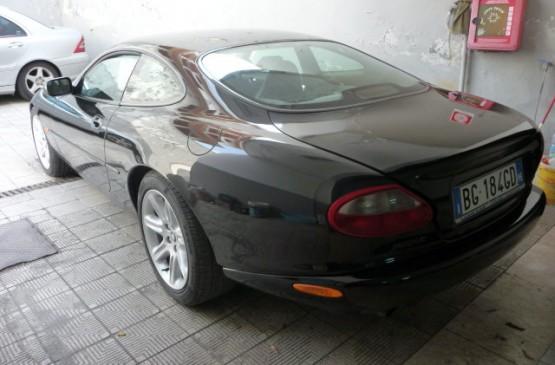 Jaguar XK8 COUPE' 4.0 V8 ANNO 1998 su LeonCar
