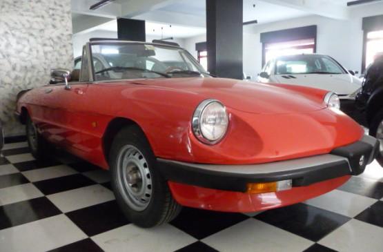 Alfa Romeo SPIDER 1.6 TERZA SERIE su LeonCar