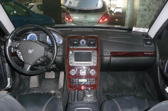 Maserati QUATTROPORTE 4.2 V8 ANNO 2005 su LeonCar