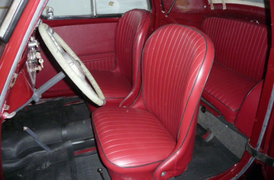 Fiat TOPOLINO 500 A su LeonCar