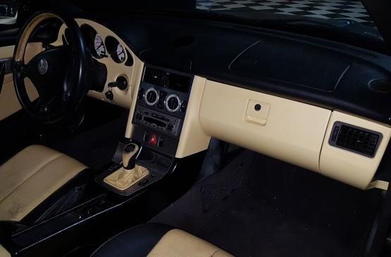 Mercedes Benz SLK KOMPRESSOR 163 CV  BENZ ANNO 2001 su LeonCar