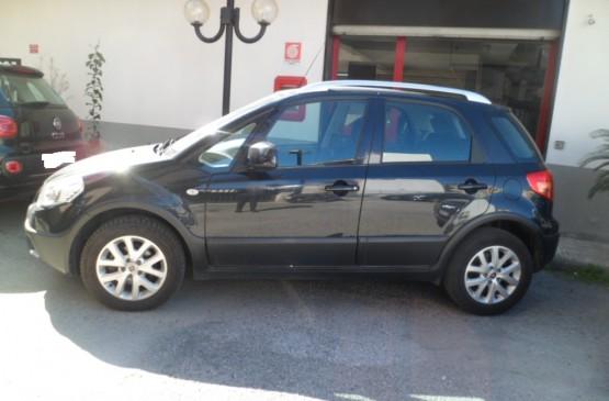 Fiat FIAT SEDICI 4X4 1.9 D MJT 4x4 Dynamic  ANNO 2009 su LeonCar