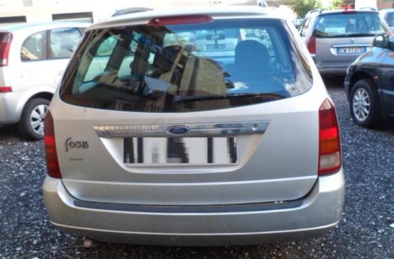 Ford FOCUS STATION WAGON 1.6 TDCi (110CV) S.W. ANNO'05 su LeonCar