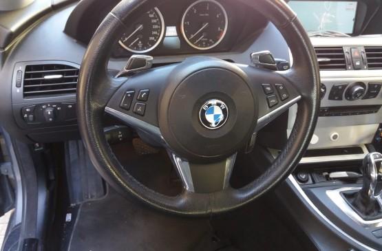 Bmw SERIE 6 BMW 635 D COUPE'  anno 2009 su LeonCar
