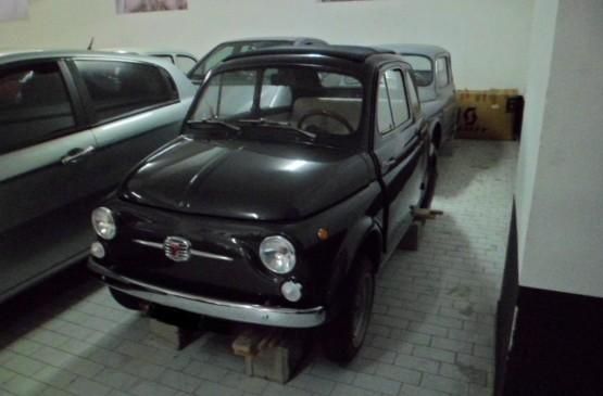 Fiat 500 d FIAT CINQUECENTO D ANNO 1964 su LeonCar