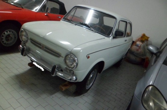 Fiat 850 SPECIAL FIAT 850 SPECIAL ANNO 1968 su LeonCar