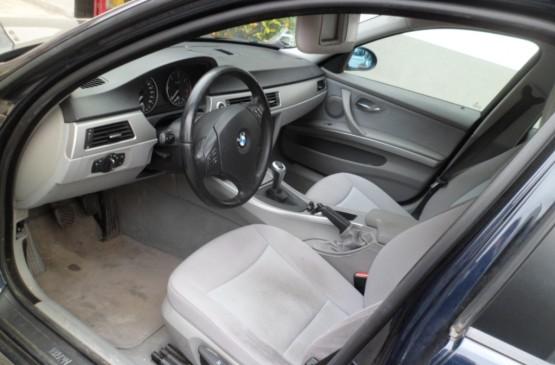 Bmw SERIE 3 BMW 320 D ANNO 2007 su LeonCar