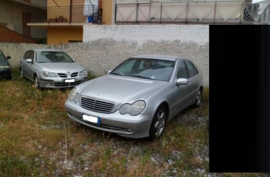 Mercedes Benz CLASSE C C 220 CDI ANNO 2002 su LeonCar