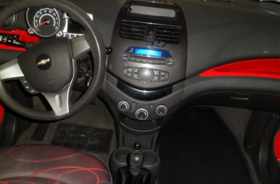 Chevrolet SPARK 1.2 LT B/GPL ANNO 2010 su LeonCar