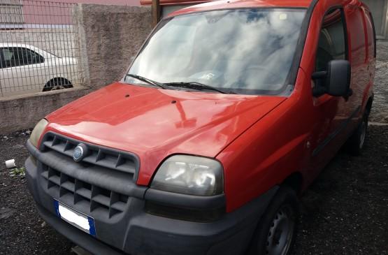 Fiat DOBLO' 1.9 D COIBENTATO su LeonCar